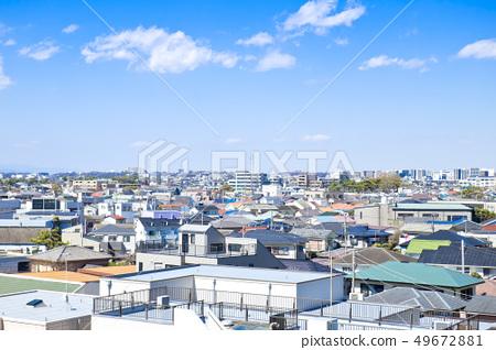【카나가와 현】 에노시마 주변의 거리 풍경 49672881