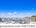 【카나가와 현】 에노시마 주변의 거리 풍경 49672882