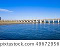 【Kanagawa Prefecture】 Enoshima Enoshima Ohashi Bridge Enoshima Bentenbashi 49672956