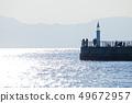 【Kanagawa Prefecture】 Enoshima Lighthouse 49672957