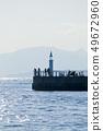 【Kanagawa Prefecture】 Enoshima Lighthouse 49672960