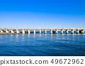 【Kanagawa Prefecture】 Enoshima Enoshima Ohashi Bridge Enoshima Bentenbashi 49672962