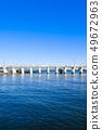【Kanagawa Prefecture】 Enoshima Enoshima Ohashi Bridge Enoshima Bentenbashi 49672963