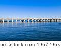 【Kanagawa Prefecture】 Enoshima Enoshima Ohashi Bridge Enoshima Bentenbashi 49672965