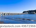 【Kanagawa Prefecture】 Enoshima Enoshima Ohashi Bridge Enoshima Bentenbashi 49672966
