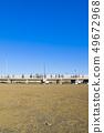 【Kanagawa Prefecture】 Enoshima Enoshima Ohashi Bridge Enoshima Bentenbashi 49672968