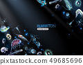 Plankton Abstract Background 49685696