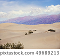 Mesquite Dunes in Death Valley National Park, 49689213