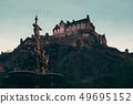 城堡 建築 堡壘 49695152