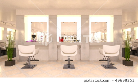 Beauty salon 49699253
