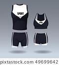 Set of sport wear 49699642