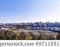ทิวทัศน์ของเมืองเซนไดจากปราสาทเซ็นได 49711501