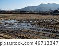 安東,河流轉向Maul的遠景,周圍是田園詩般的鄉村[韓國,安東] 49713347