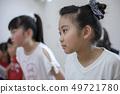 孩子们跳舞教室形象 49721780