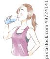 น้ำดื่มหญิง 49724141