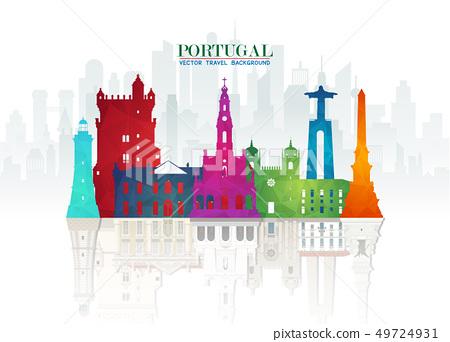 Portugal Landmark Global Travel And Journey paper 49724931