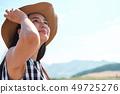 여성 홋카이도 여행 49725276