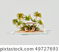 Travel and vacation concept 49727693