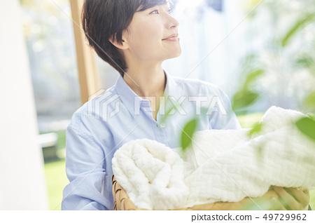 Woman lifestyle housework 49729962