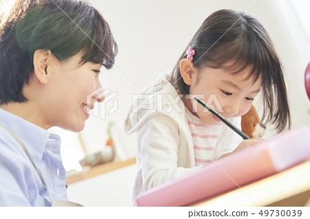 父母和孩子的生活方式 49730039