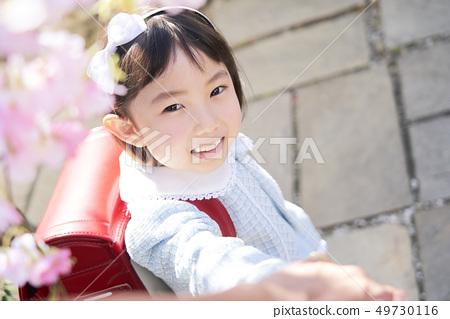 兒童女孩入場 49730116