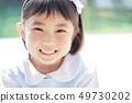 Girl child portrait 49730202