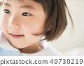 여자 아이 초상화 49730219