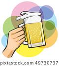 แก้วเบียร์ 49730737