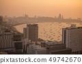 THAILAND PATTAYA CITY VIEW 49742670