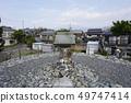 ยอดเขาฟูจิในแม่น้ำ Suzu 49747414