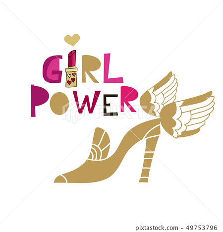 Girl power15.eps 49753796