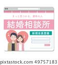 결혼 상담소 홈페이지 49757183