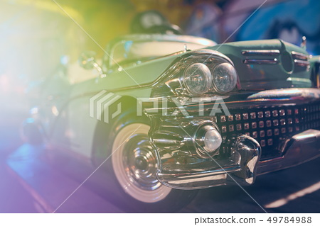 Oldsmobile Toy Closeup 49784988