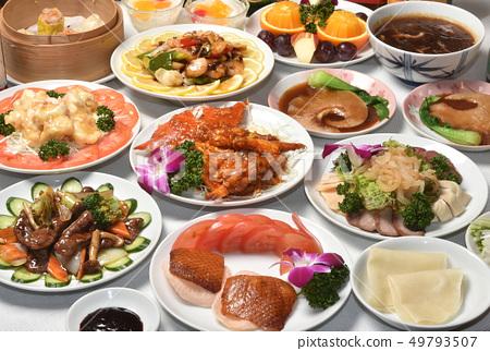 中國食品聚會 49793507