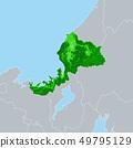 福井县地图 49795129