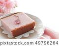 Cherry flower 49796264