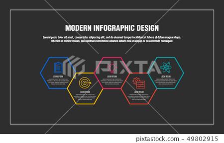 Infographic Design Element 49802915