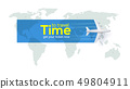 Time to travel. Air transport between countries 49804911