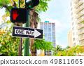 Road signs and signals (Hawaii) 49811665