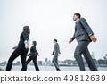 걷는 사람들 49812639