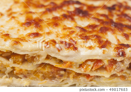 Vegetable Lasagna 49817683