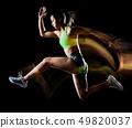 Running, Runner, Woman 49820037