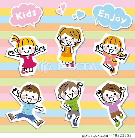 兒童組白邊 49823258
