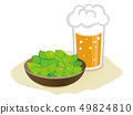 Beer and Edamame 49824810