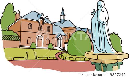 Trappestine Monastery 49827243