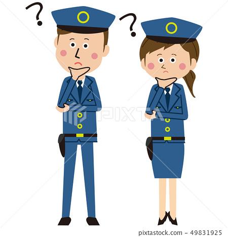 流行警察男女 49831925
