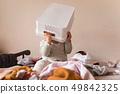 洗衣店 衣物 衣服 49842325
