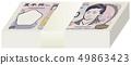 รูปประกอบชุดบิล 5,000 เยน (ธนบัตรใหม่) 49863423