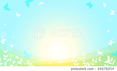 Abstract spring summer background in light pastel 49876054