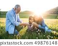 senior, children, child 49876148